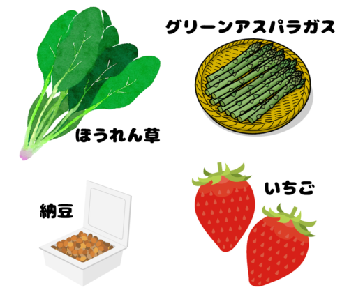 葉酸 食べ物